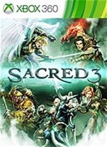 Carátula del juego Sacred 3
