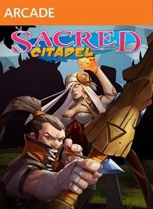 Carátula del juego Sacred Citadel
