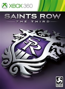 Carátula del juego Saints Row® The Third™