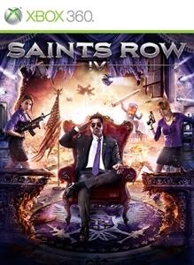 Carátula del juego Saints Row IV