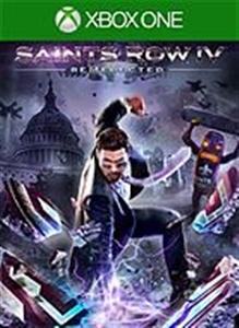 Carátula del juego Saints Row IV: Re-Elected