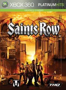 Carátula del juego Saints Row