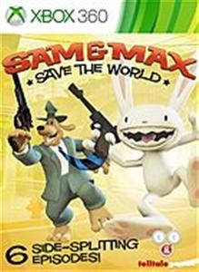 Carátula del juego Sam&Maxsalvanelmundo