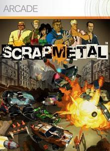 Carátula del juego Scrap Metal