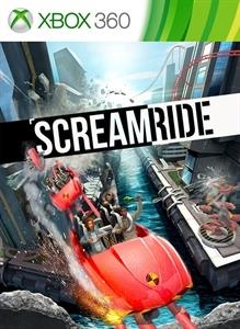 Carátula del juego Screamride