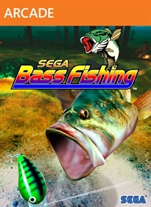 Carátula del juego SEGA Bass Fishing