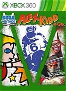 Carátula del juego Sega Vintage Collection: Alex Kidd & Co.