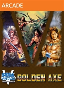 Carátula del juego Sega Vintage Collection: Golden Axe