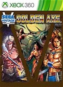 Carátula del juego Sega Vintage Collection: Golden Axe