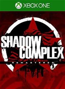 Carátula del juego Shadow Complex Remastered
