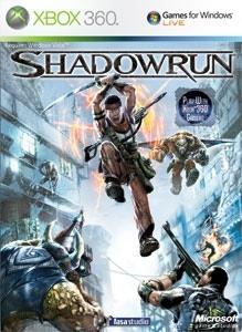 Carátula del juego Shadowrun