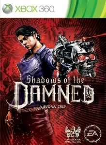 Carátula del juego Shadows of the Damned