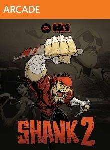 Carátula del juego Shank™ 2
