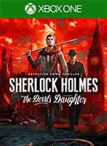 Carátula del juego Sherlock Holmes: The Devil's Daughter