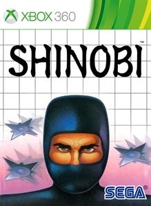 Carátula del juego Shinobi
