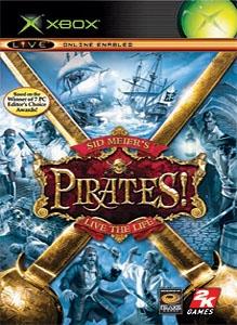 Carátula del juego Sid Meier's Pirates!