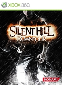 Carátula del juego Silent Hill: Downpour