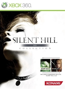 Carátula del juego Silent Hill: HD Collection