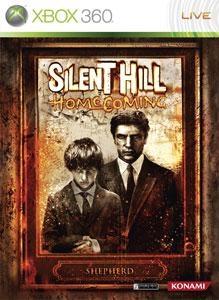 Carátula del juego Silent Hill Homecoming