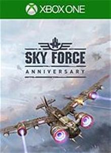 Carátula del juego Sky Force Anniversary