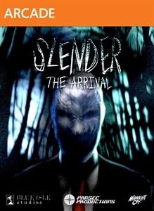 Carátula del juego Slender: The Arrival
