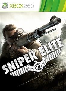 Carátula del juego Sniper Elite V2