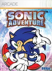 Carátula del juego Sonic Adventure