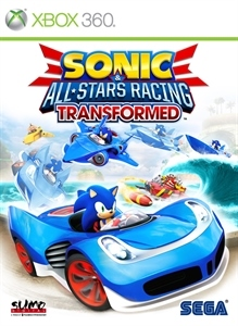 Carátula del juego Sonic & All-Stars Racing Transformed