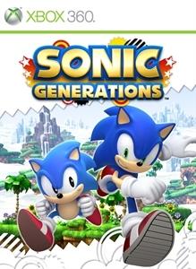 Carátula del juego Sonic Generations