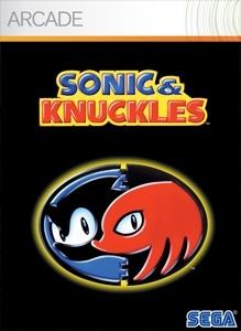 Carátula del juego Sonic & Knuckles