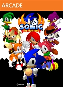 Carátula del juego Sonic the Fighters