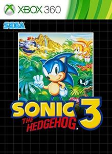 Carátula del juego Sonic The Hedgehog 3