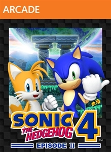 Carátula del juego Sonic The Hedgehog™ 4 Episode II