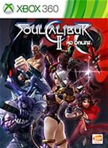 Carátula del juego SOULCALIBUR II HD