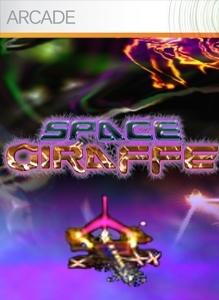 Carátula del juego Space Giraffe