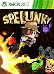 Carátula del juego Spelunky