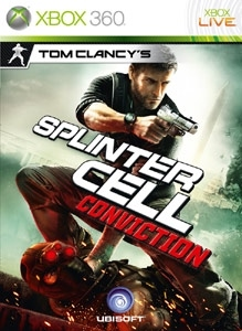 Carátula del juego Splinter Cell: Conviction