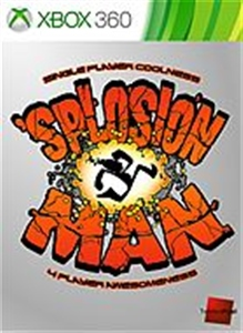 Carátula del juego Splosion Man
