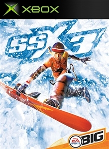 Carátula del juego SSX 3
