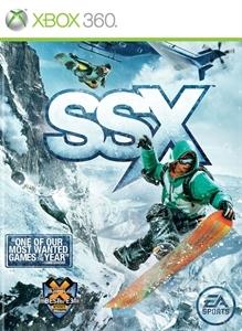 Carátula del juego SSX