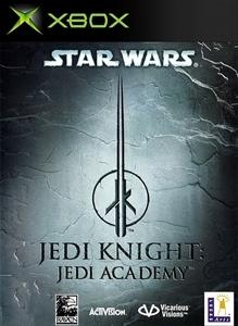 Carátula del juego Star Wars Jedi Knight: Jedi Academy