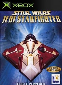 Carátula del juego Star Wars Jedi Starfighter
