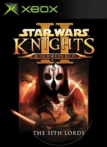 Carátula del juego Star Wars Knights of the Old Republic II: The Sith Lords