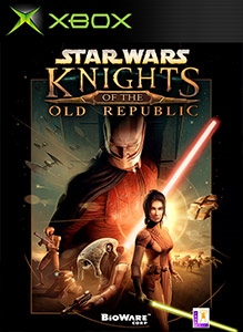 Carátula del juego Star Wars: Knights of the Old Republic