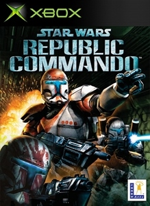 Carátula del juego Star Wars Republic Commando