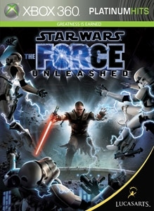 Carátula del juego Star Wars: The Force Unleashed