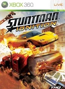 Carátula del juego Stuntman: Ignition