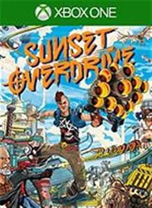 Carátula del juego Sunset Overdrive