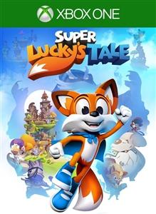 Carátula del juego Super Lucky's Tale