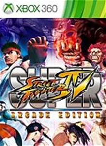 Carátula del juego SUPER STREETFIGHTER IV ARCADE EDITION